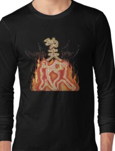 Kung fu fury Long Sleeve T-Shirt