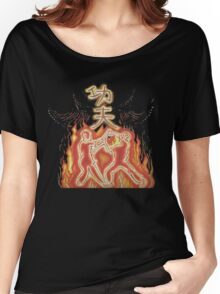 Kung fu fury Women's Relaxed Fit T-Shirt