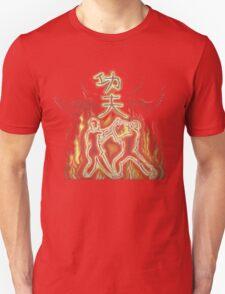 Kung fu fury Unisex T-Shirt