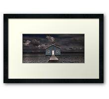 The House at Number 73 Framed Print