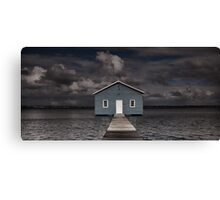 The House at Number 73 Canvas Print
