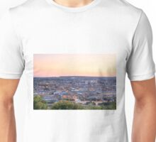 Halifax at sunset Unisex T-Shirt