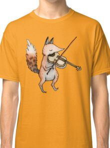 Violin Fox Classic T-Shirt