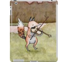 Violin Fox iPad Case/Skin