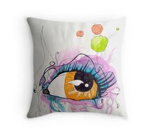 Colourblind Throw Pillow
