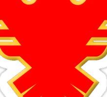 Chojin Sentai Jetman Symbol Sticker