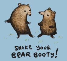 Bear Booty Dance Kids Clothes