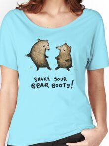 Bear Booty Dance Women's Relaxed Fit T-Shirt