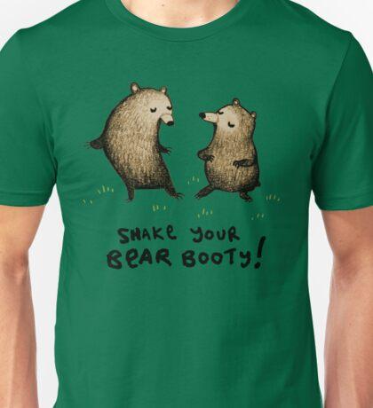 Bear Booty Dance Unisex T-Shirt