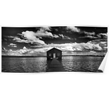 The Boat House Poster