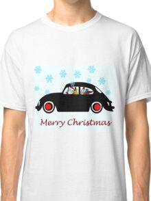 Santa Beetle Classic T-Shirt