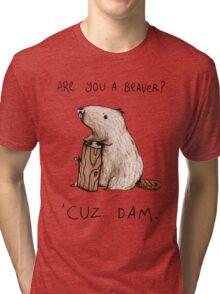 Dam Tri-blend T-Shirt