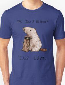 Dam Unisex T-Shirt