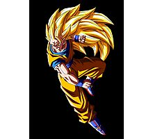 Son goku ssj3 Photographic Print
