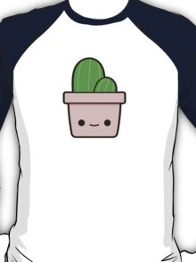 Cactus in cute pot T-Shirt