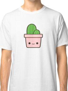 Cactus in cute pot Classic T-Shirt