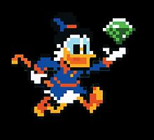 Scrooge Mcduck  by 10mintolanding
