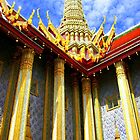 Thai Palace by Sandy Edgar
