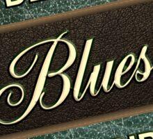The Delta Blues Sticker