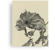 Axel Canvas Print