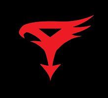 The Team - Gatchaman Superhero Logo by 10mintolanding