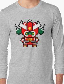 Mekkachibi Mekanda Robo Long Sleeve T-Shirt
