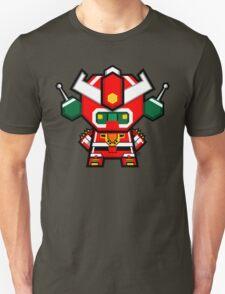Mekkachibi Mekanda Robo Unisex T-Shirt