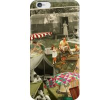 Summer Campsite iPhone Case/Skin