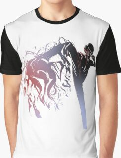 Sanji's Diable Jambe Graphic T-Shirt