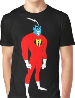 F! Superhero Graphic T-Shirt