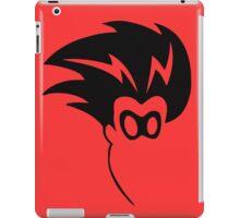 Freak Superhero Silhouette iPad Case/Skin