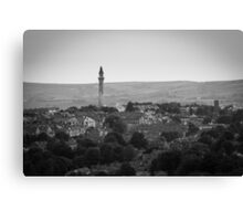 Wainhouse Tower, Halifax, West Yorkshire Canvas Print