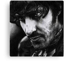Vincent Gallo Canvas Print