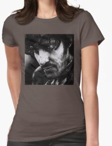 Vincent Gallo Womens Fitted T-Shirt