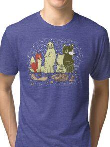 Bramble Wood Gang Tri-blend T-Shirt