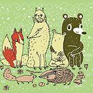 Bramble Wood Gang by Sophie Corrigan
