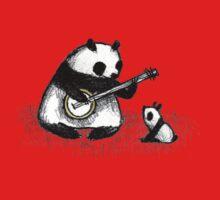 Banjo Panda One Piece - Long Sleeve