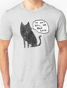 Black Cats Aren't Evil T-Shirt