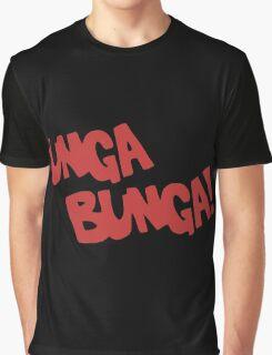 CAVEMAN Unga Bunga! Graphic T-Shirt
