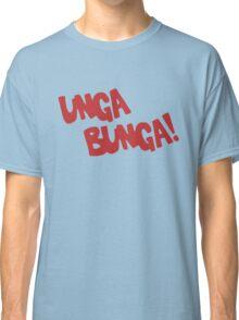 CAVEMAN Unga Bunga! Classic T-Shirt