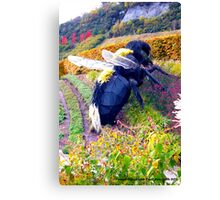 The Giant Wasp Canvas Print