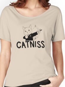 Catniss District 12 Version 2 Women's Relaxed Fit T-Shirt