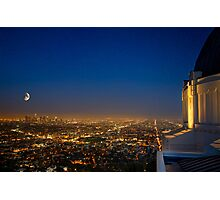 Griffith Observatory Photographic Print