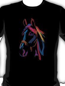 Cool t-shirt Horse Colour me beautiful T-Shirt