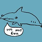 Sharks Aren't Evil by Sophie Corrigan