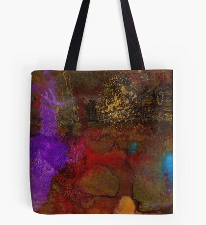 Asian Gardens IV Tote Bag