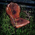 Old Chair 1 by Miles Glynn