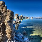 Tufas at Mono Lake by Dianne Phelps
