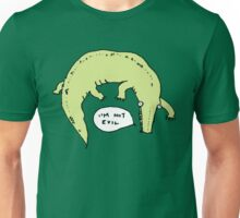 Crocodiles Aren't Evil Unisex T-Shirt