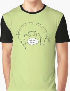 Crocodiles Aren't Evil Graphic T-Shirt